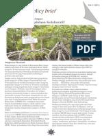 Hutan Mangrove Batu Ampar - Keniscayaan Pengelolaan Kolaboratif