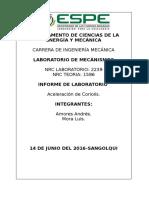Informe Coriolis