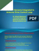 IMU for Radar Antenna Drive Control
