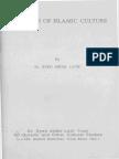 S. Abd Al-latîf - Principles of Islamic Culture