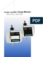Catalogue Surge Counter 3EX5-030_3EX5-050