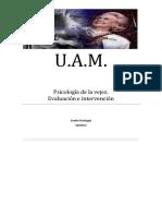 GUIA Psicologia de La Vejez. Evaluacion e Intervencion 2011-2012
