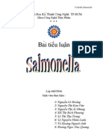 Tieu Luan Salmonella
