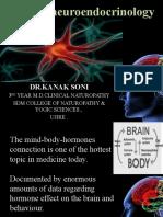 Dr Kanak Psychoneuroendocrinology