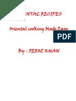 Oriental Recipes