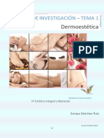 Dermoestética Ateraciones de la queratinización