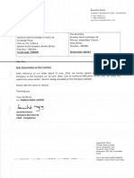 Presentation to the Investors [Company Update]