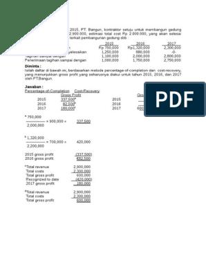 Kunci Jawaban Akuntansi Keuangan Menengah Berbasis Psak Buku 2 Ilmusosial Id
