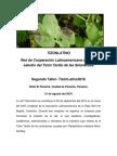 [Programa] Segundo Taller de la Red Tizon Latino