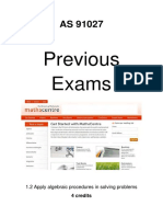 Algebra+Old+Exam+Papers+91027