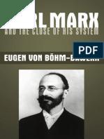 Von Bohm Bawerk Marx s System