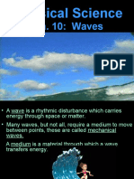 Physical Science Chapter 10 (New Book) .ppt