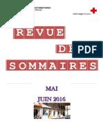 RS Mai, Juin 2016
