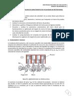 Determinacion de Caracteristica de Velocidad de Motor Diesel