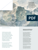 Creatividad y estrategias Folleto Verde Web2016