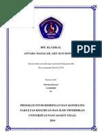 Rpl & Materi__antara Masalah, Aku Dan Konflik (Mefi Kartikasari__11145000005)