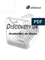 Alfatest Analizador Gases