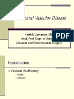 2. Peripheral Vaskular Disease - Dr. Muzakkir, Sp.jp