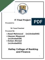 IT Final Project