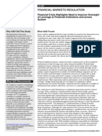 20090601 Financial Markets Regulation Newsletter