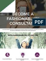 Fashionablyin Consultant