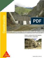 Proyecto Hidroelectrico Mazar