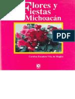 Flores y Fiestas en Michoacan