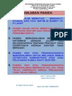 Tulisan Hak Dan Kewajiban Pasien20102