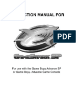 Gameshark SP Instruction Manual
