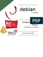 E-Book Konfigurasi Debian Server 7