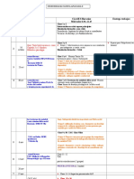 Cronograma Clinica II 2013