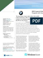 BMW WindowsAzure CS