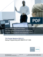 SCE-Training S7-1500 Startup (2014)
