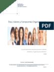 Manual de Etica y Compromiso Organizacional