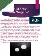Mirajul Optic