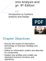 System Analysis and Design Chapter 1
