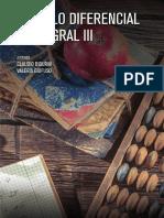 Livro Proprietario - Calculo Diferencia e Integral III