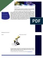 Powder Research Ltd - AOR Device
