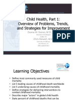 Child Health Problems Global