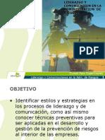 Liderazgo y Comunicación en La Administración de Riesgos_vo.2009