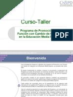Curso Promocion en La FuncionMS