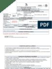 Secuencia Didactica Programacion Orientada a Objetos