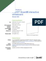 Smartboard 480