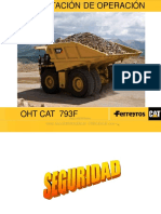 Curso Operacion Camion Minero 793f Caterpillar Componentes Sistemas Controles Procedimientos Aplicaciones