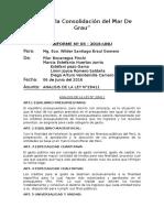 Analisis Ley 28411 peru