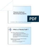 Fiduciary Audit