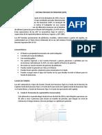 Sistema Privado de Pensiones Perú