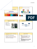Managementul Proiectelor - Curs 4 - Comunicarea