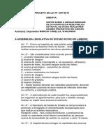 PROJETO DE LEI Nº 1297/2015