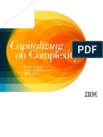 IBM Capitalizing on Complexity